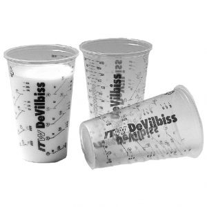 DeVilbiss Mixing Cups