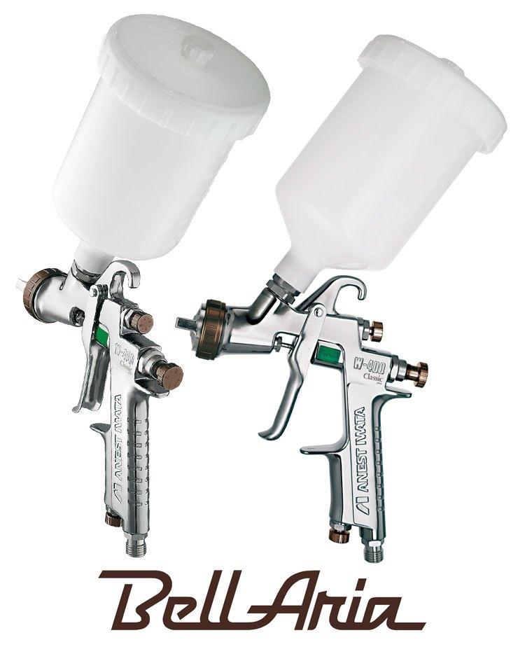Anest Iwata Bellaria W400 Gravity Spray Gun Sfs