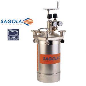 Sagola Pressure Pot 6110 INOX