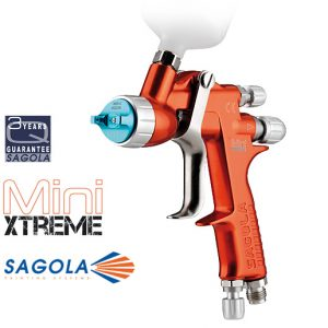 Sagola Mini Xtreme Spray Gun