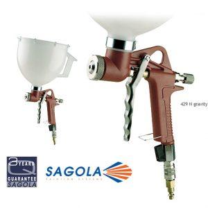 Sagola Hopper Premium 429 N Gravity