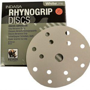 Indasa whiteline abrasive discs