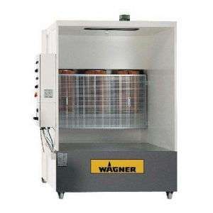 Wagner ID Powder Spray Booth System