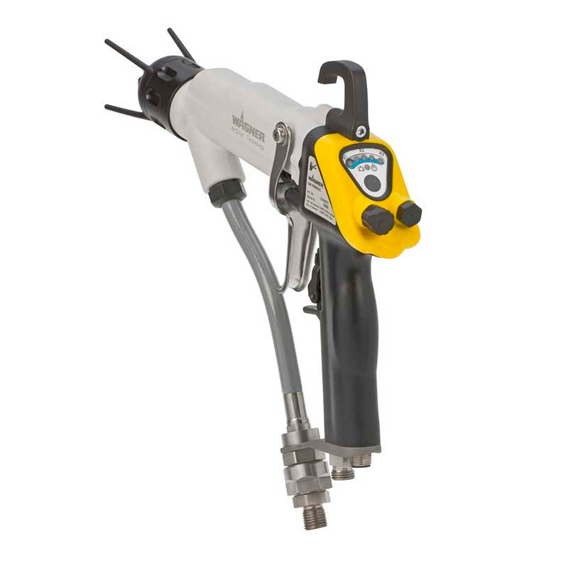 Wagner Gm 5000 Eac Electrostatic Spray Gun