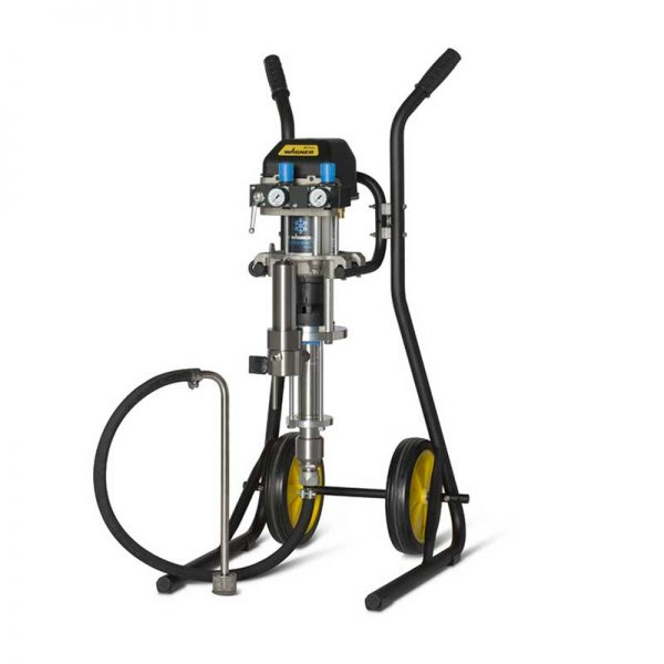 pompa lanzar Circular  Wagner Puma 28-40 Air Assisted Airless Package